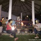 カオヤイ国立公園に1泊して夜はバーベキューパーティー