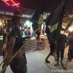クルンシー・ウォーキングストリートはアユタヤ時代風のナイトマーケット in アユタヤ