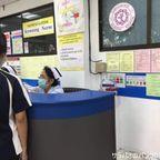 ラーチャウィティー病院で社会保険を使い無料診察 near 戦勝記念塔