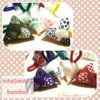HANDMADE bamboo