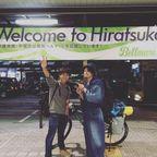 日本一周自転車御礼旅