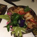 ジム・トンプソンの家にあるレストランで豪華なタイ料理 near BTS国立競技場駅