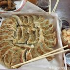 Kinza Gyozaの餃子は6個50バーツと安くて美味しい! in ナラーティワート