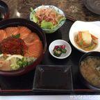 高級日本料理店 喜心でランチ on ソイ・ルアムルディ