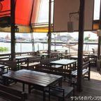 ターラー・ルーンロムはクレット島の対岸にあるレトロな雰囲気を醸し出すタイ料理店