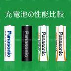お勧め充電池と選び方・電池の種類