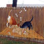 面白いちょっと魅力的な塀や柵をしている家の画像の数々!!
