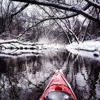 カヤック(カヌー)に乗る理由がわかる川沿いの風景の画像の数々!!