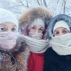 海外の!凄まじい冬の寒さがわかる画像の数々!!