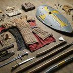 大昔から現在の兵士の装備を並べた画像がかっこよくて心ときめくwww