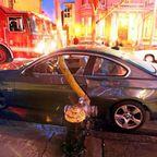 【画像】駐車禁止に止めた自動車への容赦ない対応が凄い!!