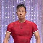 【テレビ】NHKの『みんなで筋肉体操』のお兄さんの体形がサイボーグのようになっている…