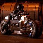 最高時速600km世界に10台6000万円のバイク!ダッジ・トマホークがやっぱり凄い!!