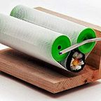 【画像】画期的!誰でも簡単に巻き寿司ができる巻き寿司ローラー!!