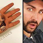 「左手がオシャカになっちゃた!」3Dアートですごい事になってる左手の画像の数々!!