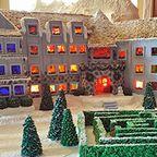 【画像】内装まで作りこまれたお菓子の家が凄い!!