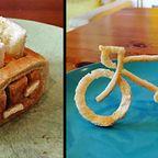 【画像】3Dプリンタならぬ3Dトーストが美味しそうでステキ!!