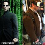 理想と現実!ネット上と現実世界のお前ら的な比較画像の数々!!