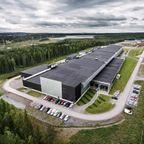 フェイスブックのデータセンター(スウェーデン)の内部の画像の数々!!
