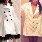 ちょっと酷い…女性の服の商品画像と届いた商品の比較画像の数々。。