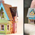 【画像】サプライズ!家の形の指輪のケースが魅力的!!