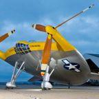 飛ぶのが不思議!面白い形の飛行機の画像の数々!!