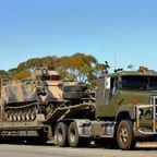 約20tの戦車が運べる!超大型キャリアカーの画像の数々!!