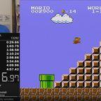 【動画】最短クリア!ファミコン版のスーパーマリオの世界記録が更新される動画www
