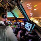 複雑過ぎ!飛行機のパイロットが見ている風景の画像の数々!!