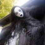 【画像】ちょっと次元の違う怖すぎるハロウィンの装飾の数々!!