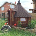 より完璧なバーベキューをするために作られた小屋がカワイイwww