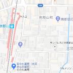 近鉄橿原線「近鉄郡山」駅