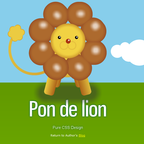 画像を一切使わずにCSS3だけで描かれた「ポン・デ・ライオン」がすごい!