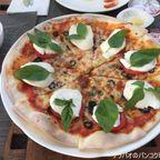 ぶどう園にあるレストラン VinCottoで自然を眺めながら食事 in カオヤイ