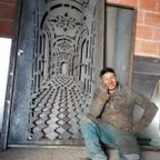 【画像】信じられないくらい奥行きがあるドアが凄い!!