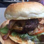 有名ステーキハウス アノーズでお得なランチメニューのハンバーガーを食す on ワイヤレス通り