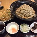 【閉店】蕎麦屋 あずまで蕎麦3玉かき揚げ丼セット 250バーツを食べ大満足! on ソイ・スクンビット 33