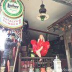 バーンマイチャーイナムは博物館の様なタイ料理店 in コラート