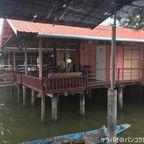 バーンタブーン・ホームステイは釣り好きにお薦めの運河上にある宿泊施設 in ペッチャブリー県