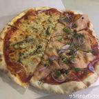 ピッツァ・アロイで薪の香りが心地よい絶品ピッツァを食す in ワントーンラーン区