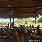 カンナー・カフェは田んぼの中にある360度パノラマビューの開放感最高のカフェ in カンチャナブリ