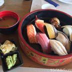 Ren Sushiは川沿いにある新鮮なネタが食べれるおすすめの寿司屋 in ラーチャブリー県