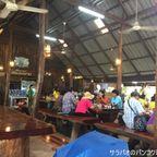 ソムマーイはリーズナブルな値段でローカルの味付けのタイ料理店 in カンチャナブリ
