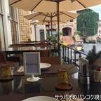 Caffè Del Museoはイタリアの街にあるようなお洒落なイタリア料理店 in カオヤイ