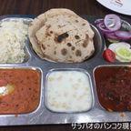 インド人街にあるMamaで本格インド料理を食す in パーフラット