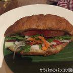 サイゴン・レシピでベトナム風サンドイッチの美味しさに感激! in トンロー
