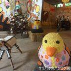 バーン・ホーム・ティアンはアロマキャンドルで有名なショッピングエリア in ラチャブリー県
