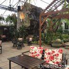 バーン・ガームプーは自然豊かなおすすめのカフェ in ブンクム区