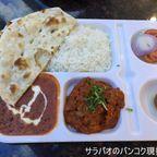 チョウパティはムンバイのストリートフードが食べれるインド料理店 in ナナ