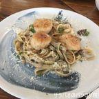 エウレカ・ビーチ・カフェで4種類のスパゲッティを食べ比べ in ホアヒン